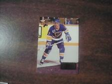 NELSON EMERSON 1992 FLEER ULTRA HOCKEY > ULTRA ROOKIE < CARD #5 OF 8