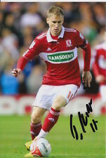 MIDDLESBROUGH HAND SIGNED TARMO KINK 6X4 PHOTO 1.