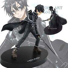 Japan Anime SAO Sword Art Online Kirigaya Kazuto Kirito Figure Figur Schlacht