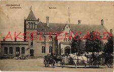 Zwischenkriegszeit (1918-39) Ansichtskarten aus Niedersachsen für Architektur/Bauwerk und Eisenbahn & Bahnhof