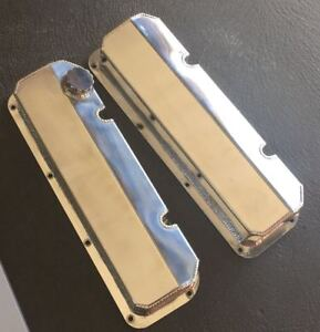 351 CLEVELAND TALL ALUMINUM VALVE COVERS A