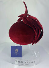 SALE! $2295 NWT Philip Treacy Ruby Beret Style Fascinator Seen On Princess Kate