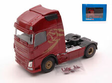 Volvo FH Globetrotter Xl Euro 6 Cab Wine Red Metallic Camion Truck 1:50 Model