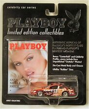 ANNA NICOLE SMITH Playboy Celebrity Car Series Die-cast 1:64 Limited Edition NEW
