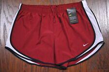 NWT Nike Dri-Fit Tempo Lined Run Shorts Maroon Women's XL