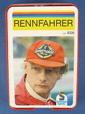 Quartett - RENNFAHRER - Schmidt Spiele - Nr. 631 8326 - Kartenspiel