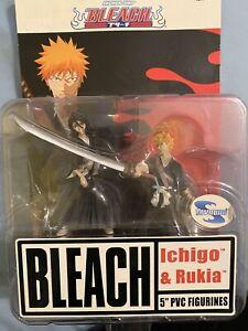 """Bleach Ichiho And Rukia 5"""" Pvc Figure Set"""