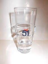 Vintage verre bague 51 Pastis