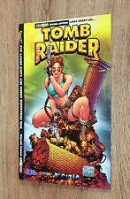 Lara CROFT TOMB RAIDER ESCLUSIVO COMIC lettura campione clic del mouse Special Edition