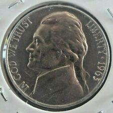 5 Cents USA Jefferson Nickel Etats Unis 1940 --- 2008 P-D $ Km#192 192a