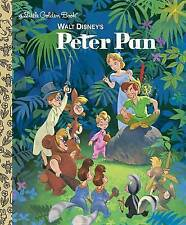Walt Disney's Peter Pan (Disney Peter Pan) (Little Golden Book) by RH Disney