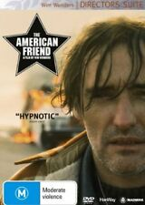 The American Friend DIRECTORS SUITE Wim Wenders DENNIS HOPPER R4 DVD NEW &SEALED