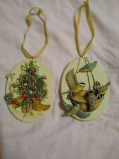 Marjolein Bastin Ornaments Birds