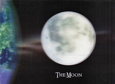 3 -D - Lentikularkarte: Der Mond - The Moon - Lune - Luna