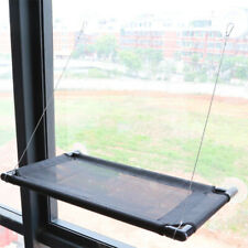 Up 26KG Cat Bed Basking Window Hammock Perch Cushion Bed Hanging Shelf Seat Pet