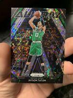 2018-19 Panini Prizm All Day Fast Break Silver Jayson Tatum #15 Celtics - QTY