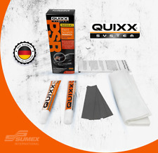 Quixx Paint Scratch Remover Kit Professional Results Surface Polish Scuffs Cloth
