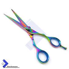 Barber 5.5'' Hair Cutting Scissor Salon Hair Dressing Clipper Razor Sharp Blades