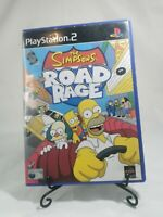 The Simpsons Road Rage - PS2 Playstation 2 PAL