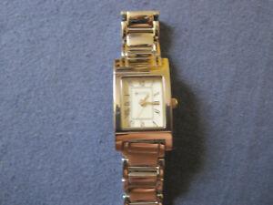 H158  ladys stainless steel SILPADA quartz watch bracelet