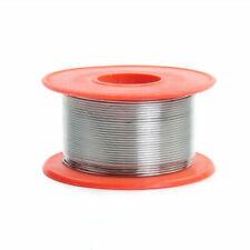 63/37 0.8mm Tin Lead Rosin Core Solder Flux Soldering Welding Iron Wire Reel NEW