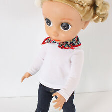 Disney Baby Doll Clothes / White Tee / Animator's collection Princess 16 inch