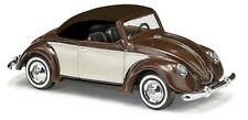 Busch 46718 HO (1/87): Volkswagen - Hebmüller Cabrio gesloten, bruin/ivoor