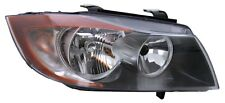 2006 2007 2008 BMW 323 325 328 330 335 HEADLIGHT LAMP W/HALOGEN W/O HID RIGHT