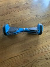 Razor Hovertrax 2.0, lightly used, fully functional. Light Blue. Missing Charger