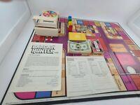 COMPLETE Bargain Hunter Board Game Milton Bradley 1981 Vintage Family Fun