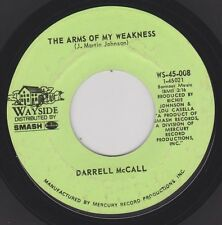 DARRELL McCALL {60s Country Pop} The Arms of My Weakness / Big Oak Tree ♫HEAR