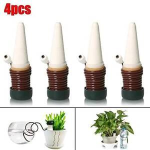 4 Stk Automatisch Bewässerung Garten Haus Blume Pflanzen spender Zimmerpflanze
