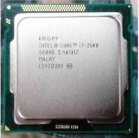 SR00B Intel Core i7 2600 3.40GHz Quad Core LGA 1155 CPU PROCESSOR