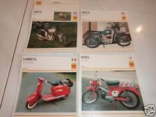 1992 Atlas Motorcycle Card Collection in a collector box