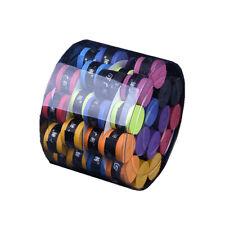 60Pcs Tennis Badminton Racket Over Grip Squash Tape Anti slip Sweat Sport Band