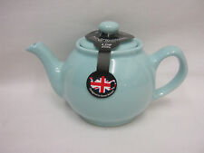New Price And Kensington Small Pot Teapot 2 Cup 0056.776 Pastel Blue
