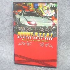 DOUBLE STEAL Official Guide XBox Book EB967*