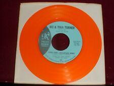 "IKE & TINA TURNER ""River Deep - Mountain High"" Philles 131 Orange Wax!"