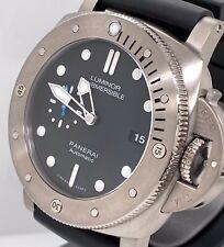 Panerai SUBMERSIBLE - AUTOMATIC - 47MM Watch - PAM 1305- PAM01305 - Brand New !