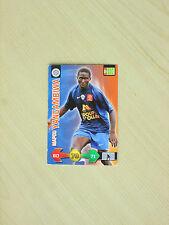 Trading card carte panini FOOT 2009-2010 ADRENALYN XL  YANGA-MBIWA  MONTPELLIER