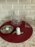 Blender Chef Hamilton Beach Food Processor Attachments FP04, Spindle not incl.