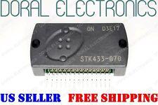 STK433-070 SANYO ORIGINAL Free Shipping US SELLER Integrated Circuit IC