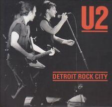 "U2 "" DETROIT ROCK CITY, 2 CD'S DIGIPACK """