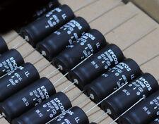 2pcs SIEMENS 22uF/450V EPCOS LL Axial Electrolytic Capacitors for Hi-Fi Audio