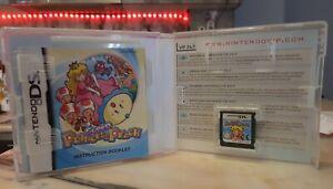 Super Princess Peach (Nintendo DS, 2006) UK EUROPEAN VERSION