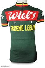 WIEL'S GROENE LEEUW vintage wool jersey, new, never worn XL
