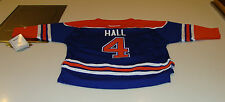 2013-14 Edmonton Oilers Taylor Hall NHL Home Jersey 2-4T Toddler Reebok Child