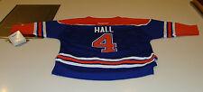 2013-14 Edmonton Oilers Taylor Hall Nhl Home Jersey 2-4t Niño Reebok Niño