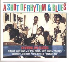 A SHOT OF RHYTHM & BLUES - 2 CD BOX SET - POPEYE TRAIN & MORE
