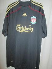 Liverpool 2009-2010 Away Football Shirt Size Large /20528